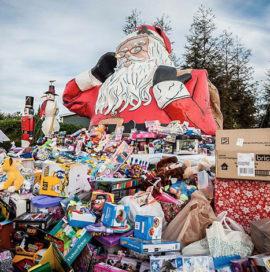 Santa's Toy Drive