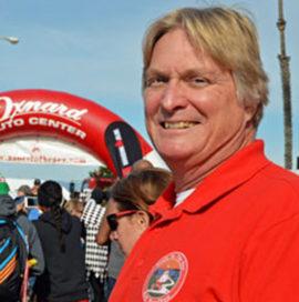 Charlie Kistner – Volunteers Coordinator